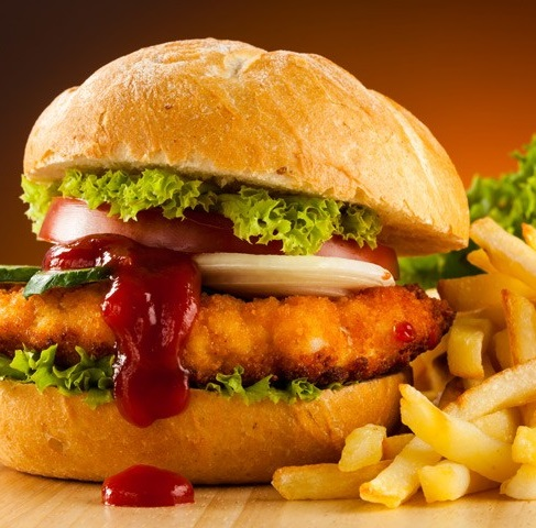 Supreme Veg Burger