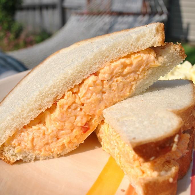 2 Piece Veg. Sandwich