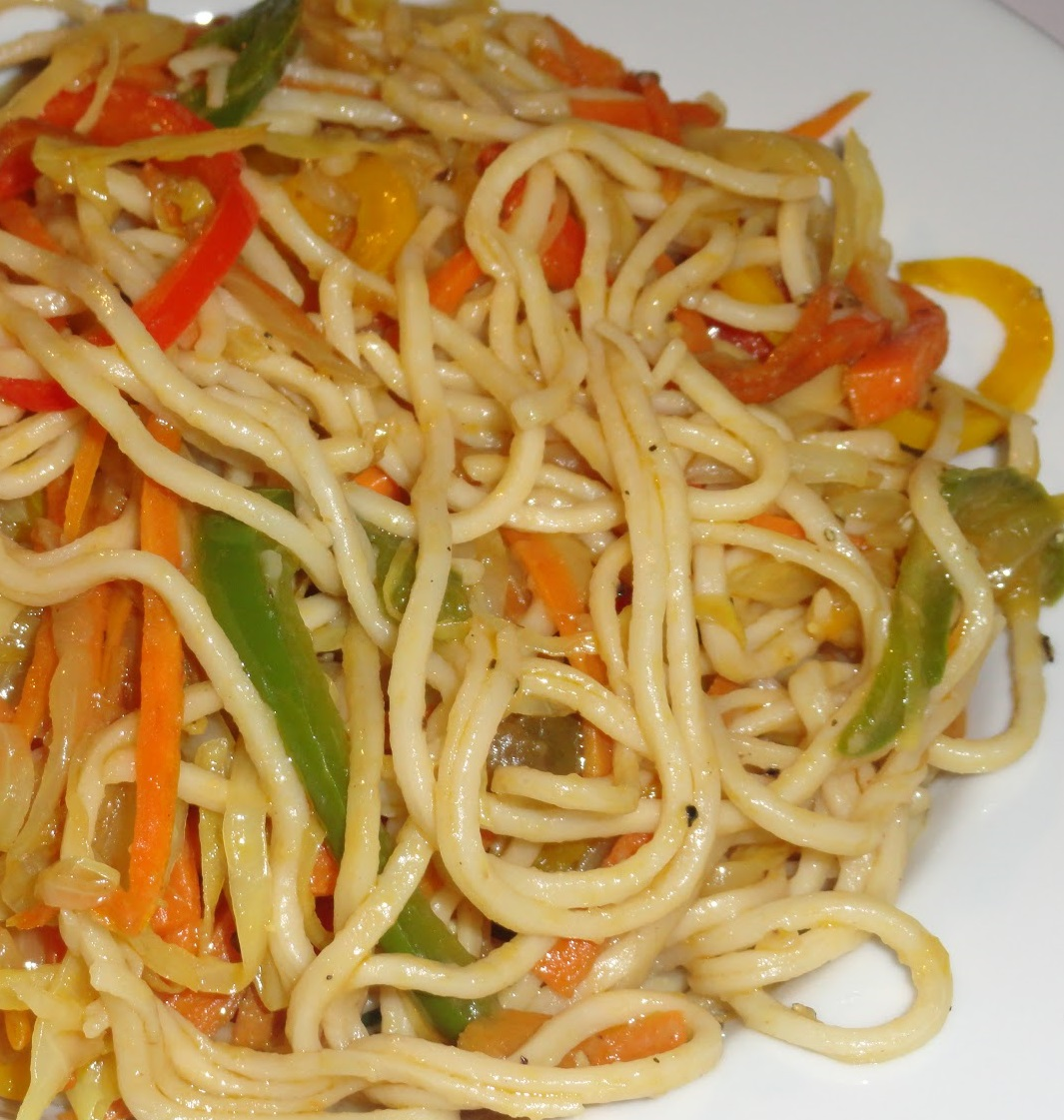 White Noodles