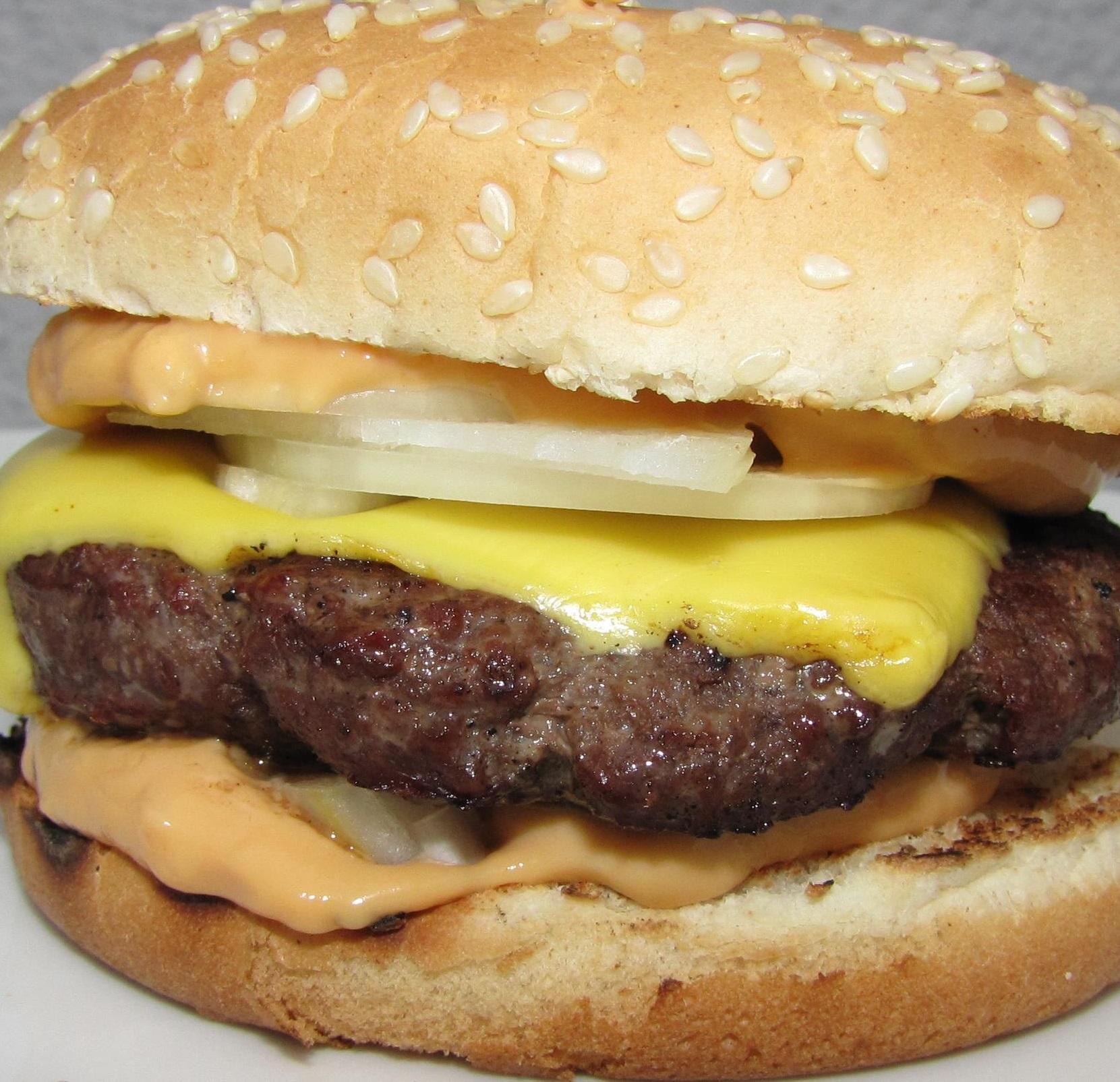 Achaari burger