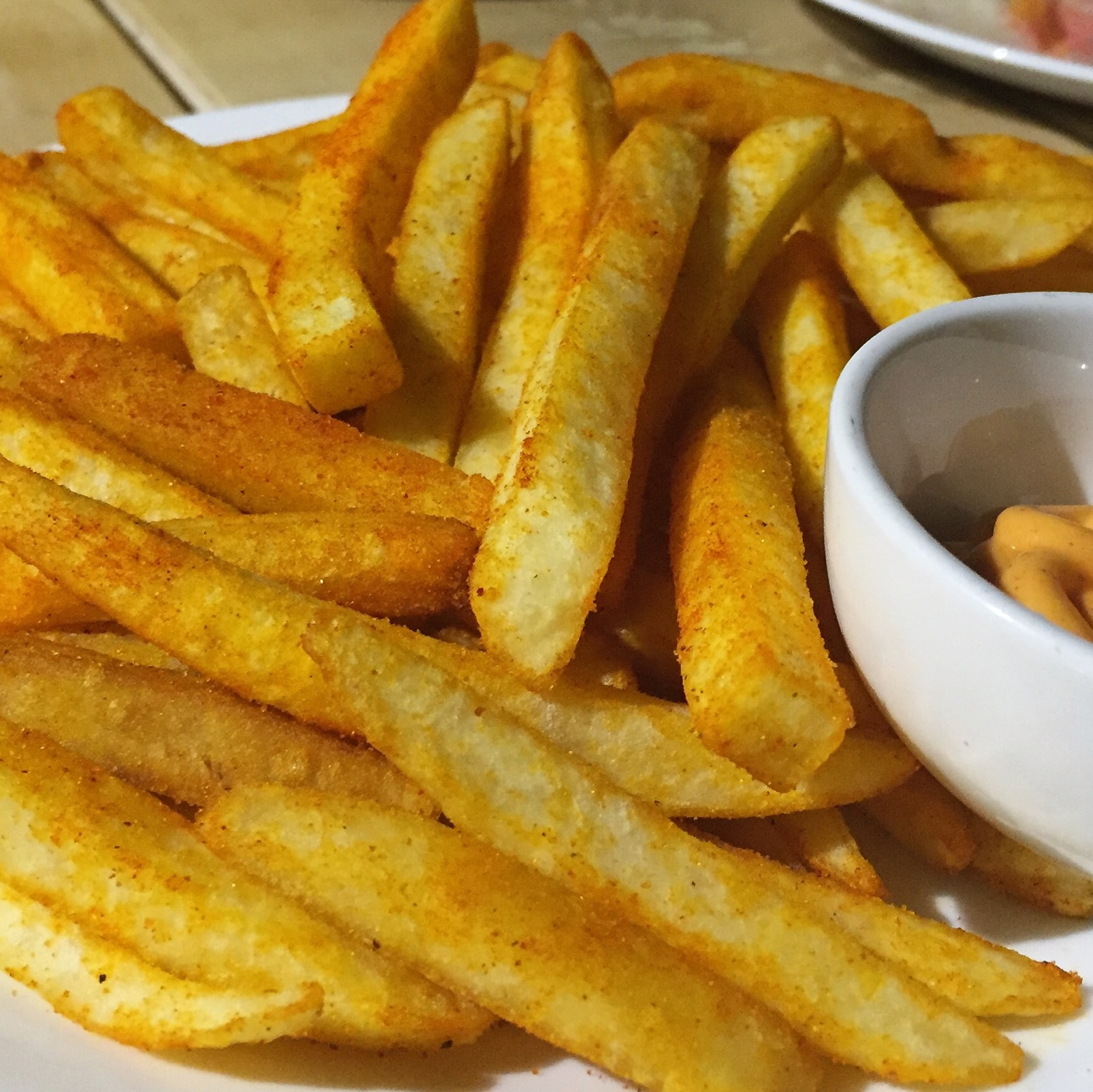 Piri-Piri Fries