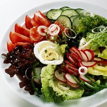 Gym Salad