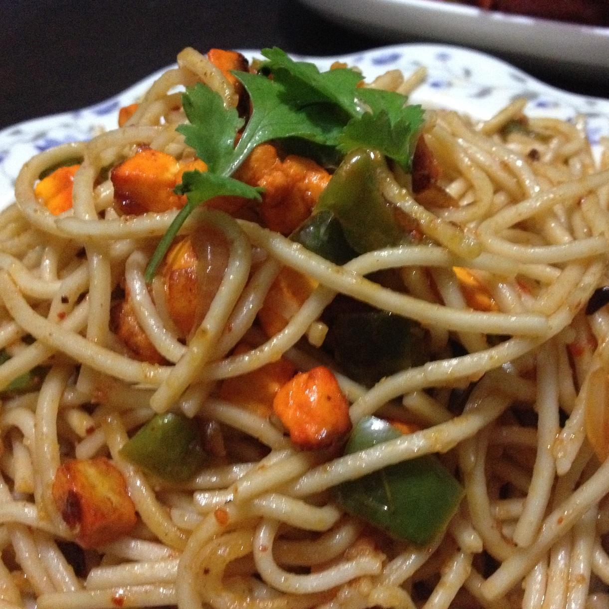 Veg. Spl Noodles