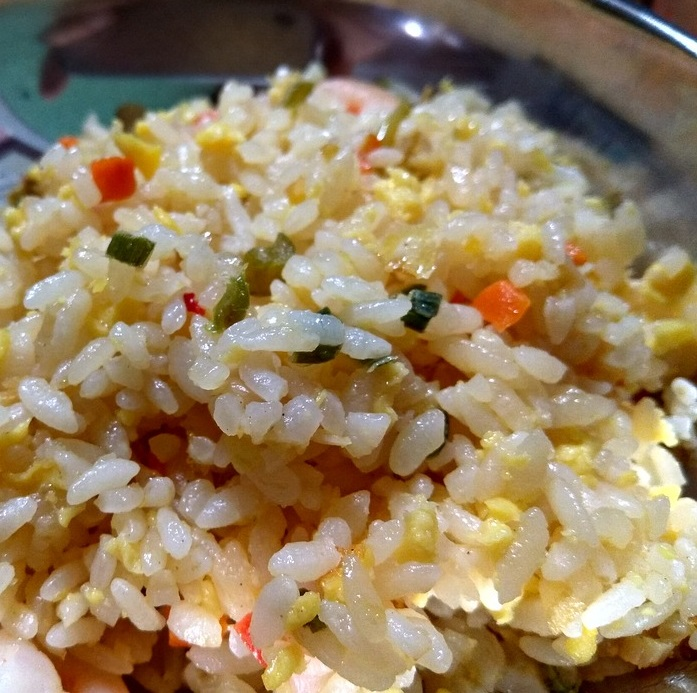 Matar Rice/Lemon Rice