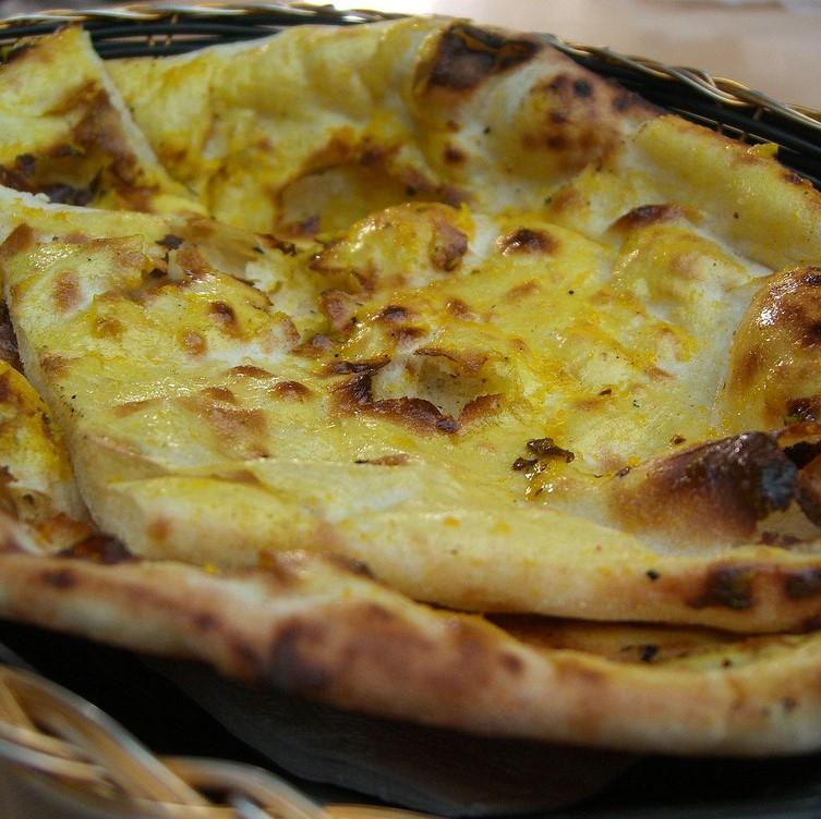 Cheese Naan/Paratha