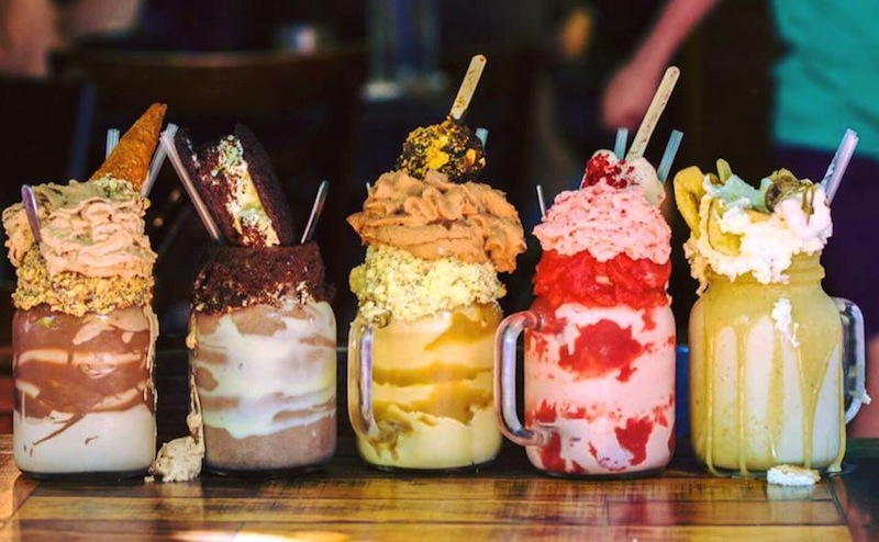 Choice Of Shakes
