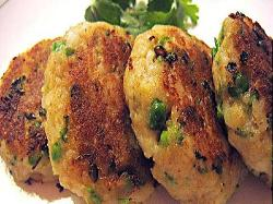 Dal Stuffed Tikki (1pcs)
