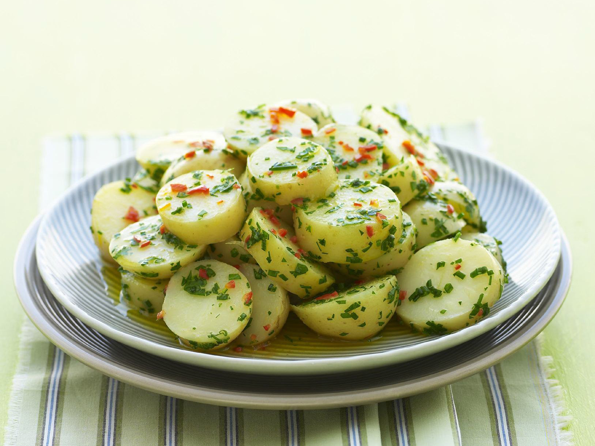 Lemon Chilli Potato