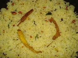 Lemon Rice With Sambar