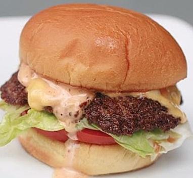 Fried Burger