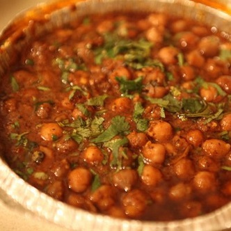 Chana Chat Masala