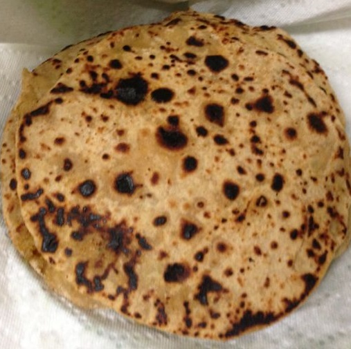 Vegetable Parantha