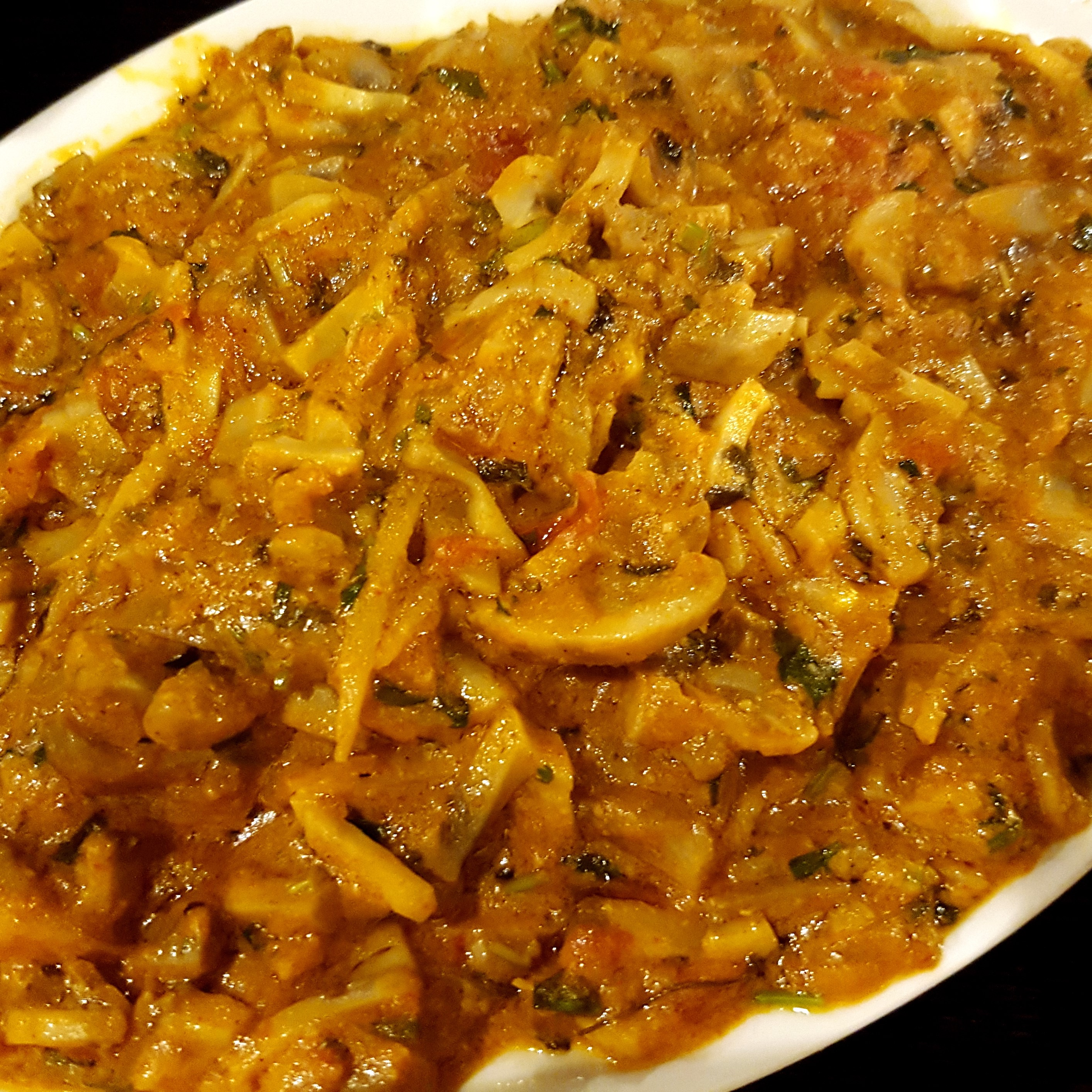 Mushroom Taka Tak
