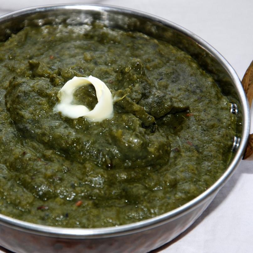 Sarso Ka Saag Makhani