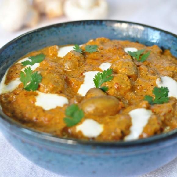 Mushroom Punjabi
