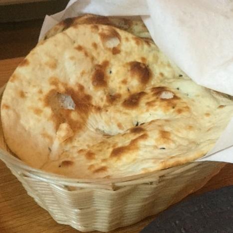Ajwain Roti