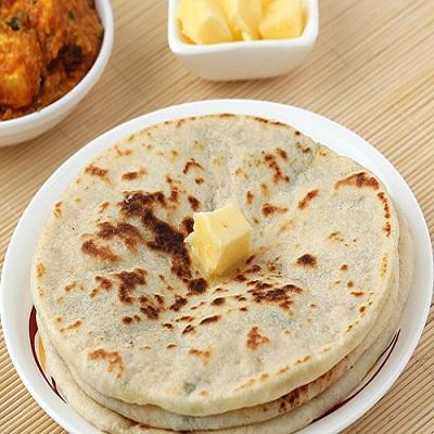Tawa Roti Ghee Wali