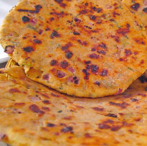 Missi Roti Pyaz Wali