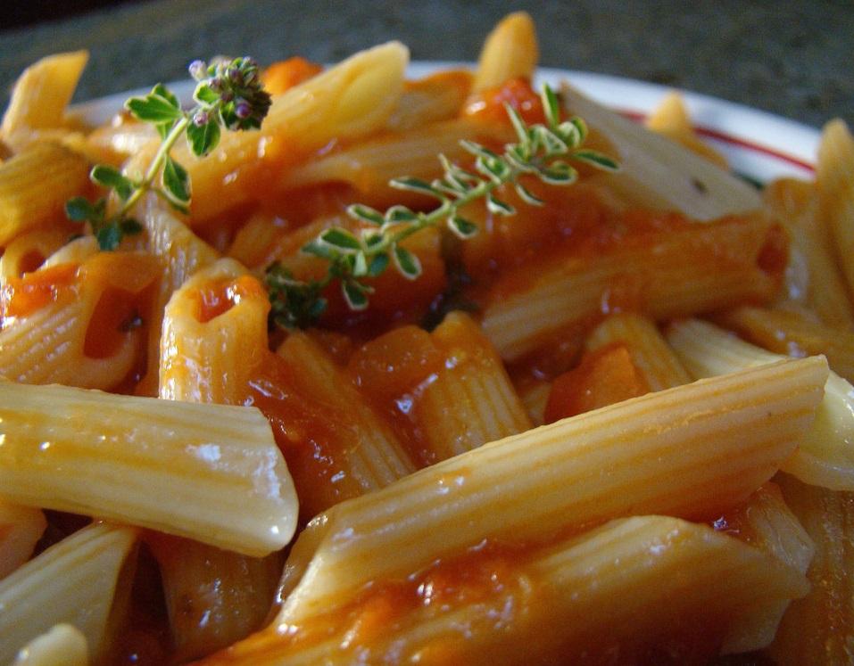 Mix Sauce Pasta