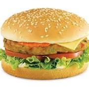 Veg Allu Tikki Burger
