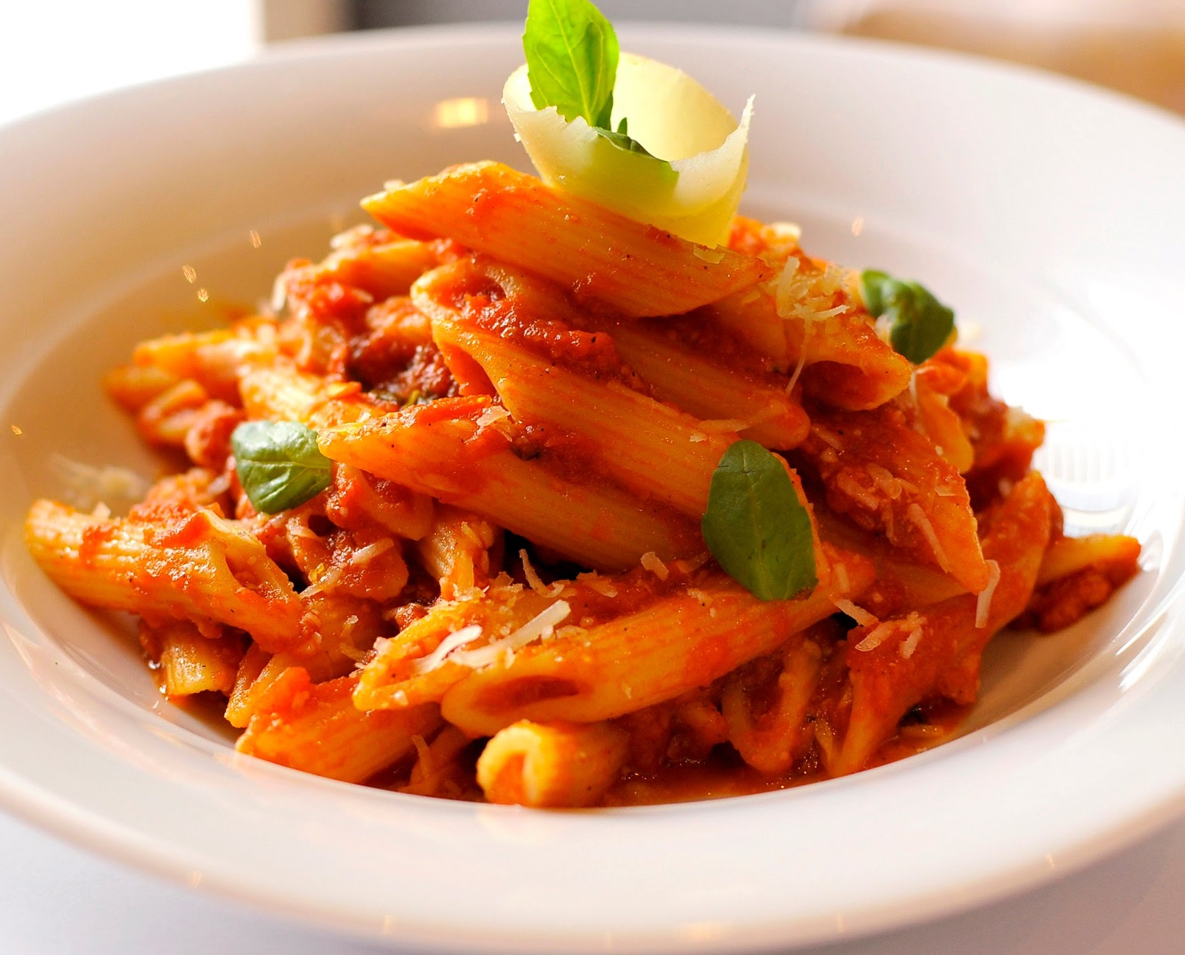 Arabiatta Sauce Pasta