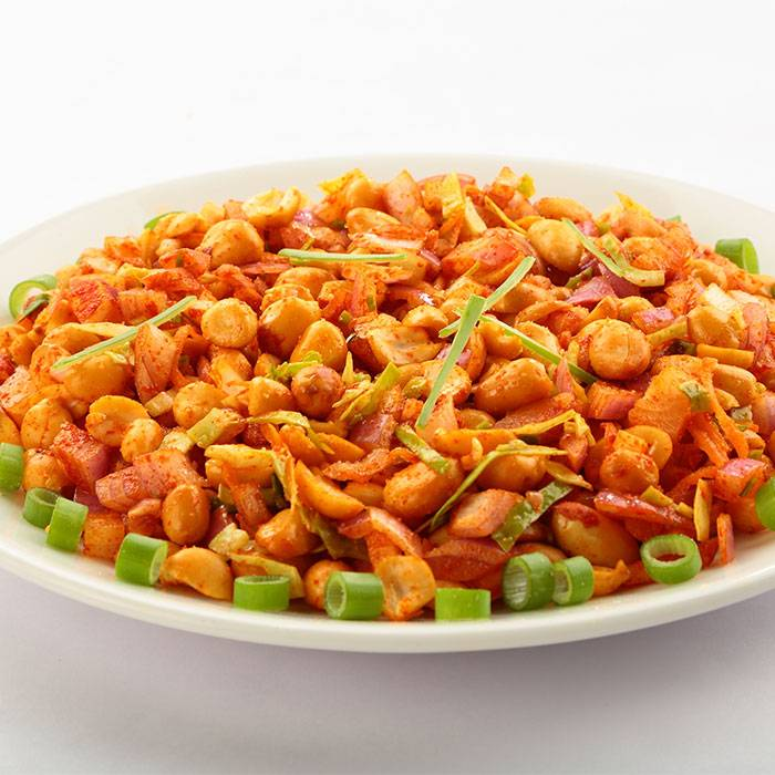 Chakhna Salad