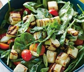 Protein Paneer Salad