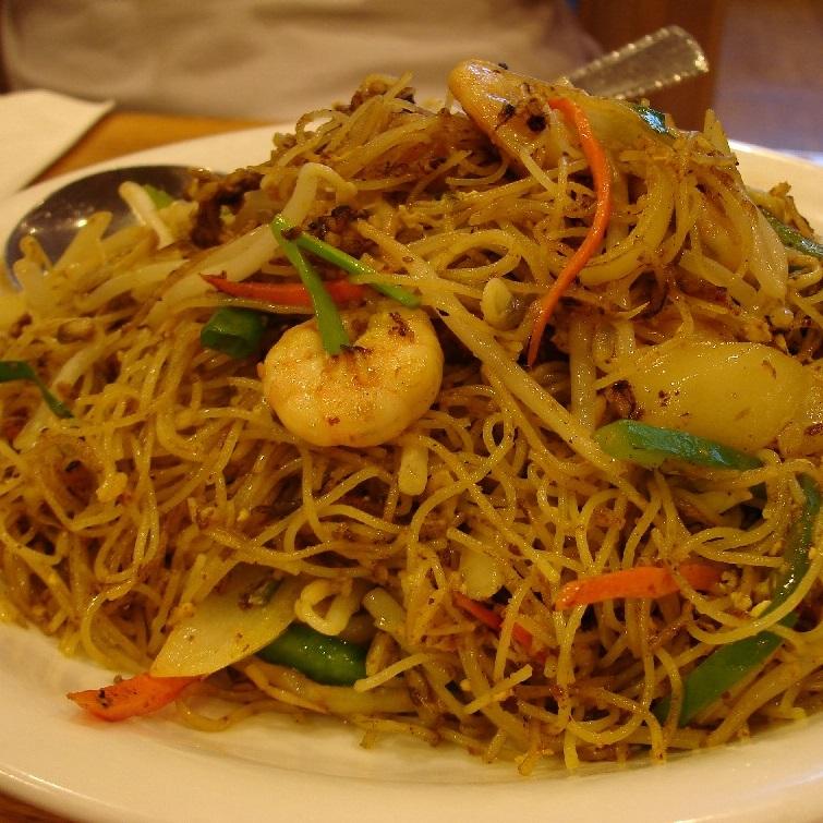 Lemon Chilli Noodles