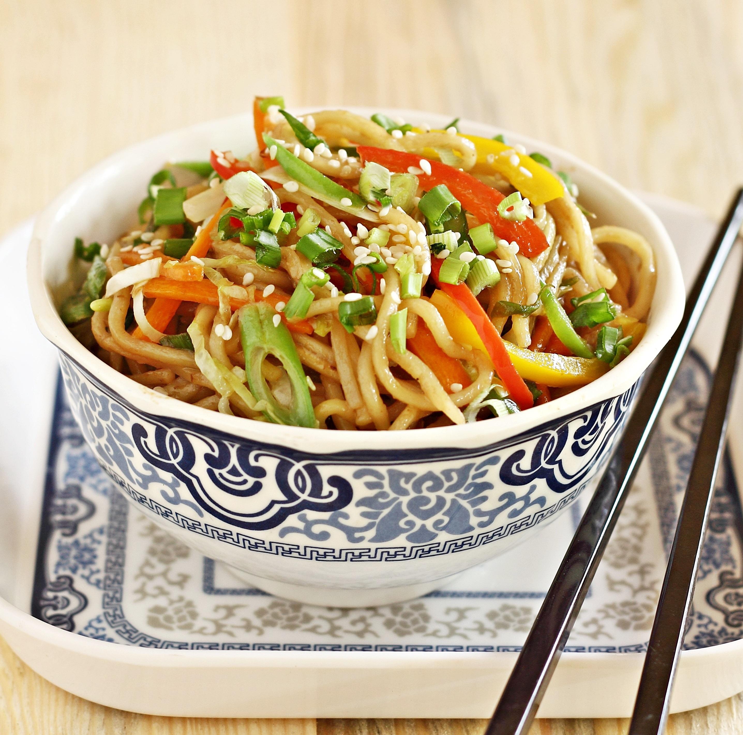 Haka Noodles Veg.