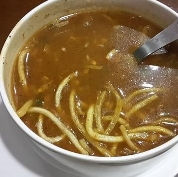 Noodle Soup Veg.