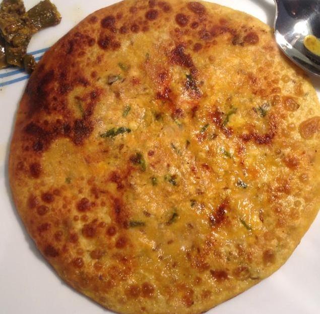 Cheese Parantha