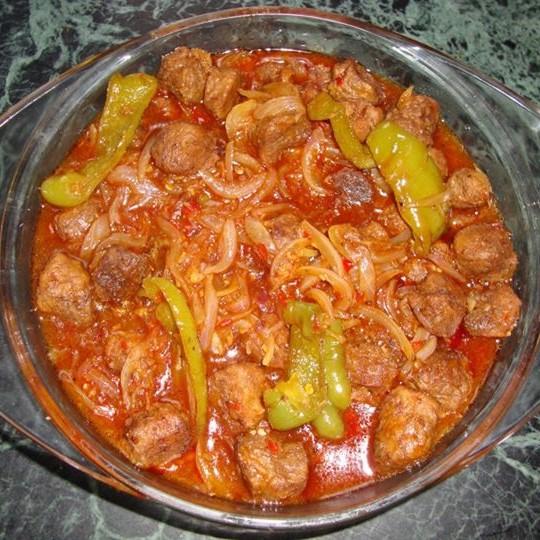 Soyabean Chilli Gravy