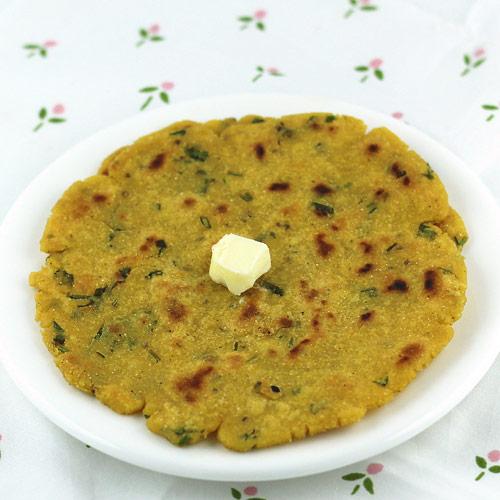 Dhaniya Butter Roti