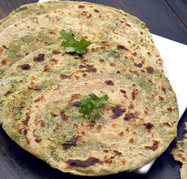 Dhaniya Roti