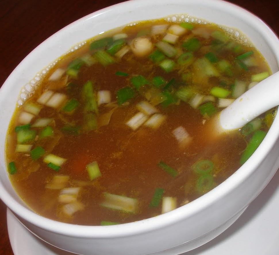 Veg. Clear Soup