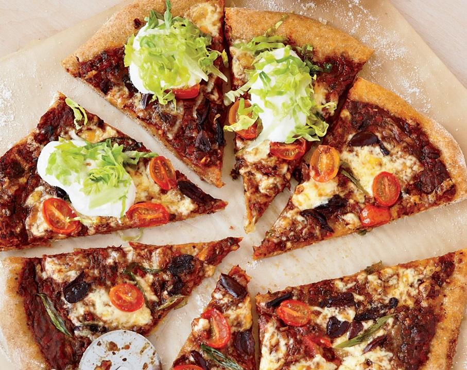 Big Mexican Pizza