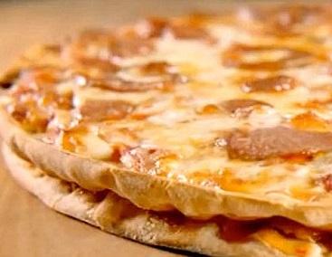 Double Decker Pizza