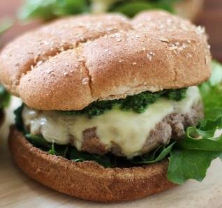 Mint Burger
